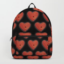 Puzzle Heart Backpack