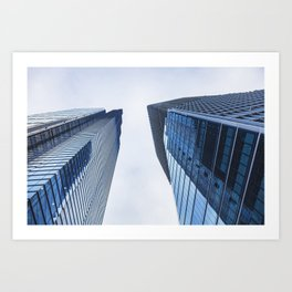 Business office building in London Art Print