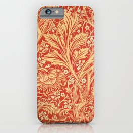 12,000pixel-500dpi - William Morris - Arcadia - Digital Remastered Edition iPhone Case