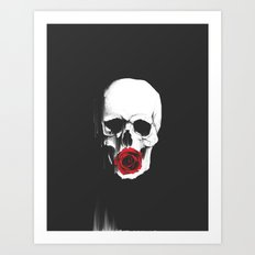 Fragile Love Art Print