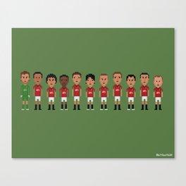 Manchester United 2013 Canvas Print