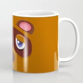Animal Crossing Tom Nook Coffee Mug