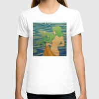 underwater T-shirts featuring Underwater by Kimball Gray
