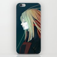 shield iPhone & iPod Skins featuring Shield by Cruz'n Creations