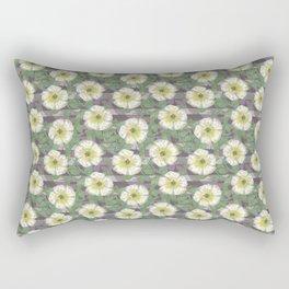 ANISE FLOWER PATTERN Rectangular Pillow
