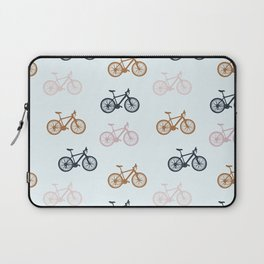 Bike pattern Laptop Sleeve