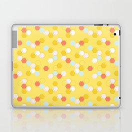 Honeycomb Laptop & iPad Skin