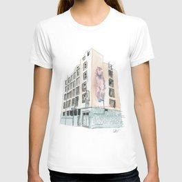 125 Manners Street T-shirt