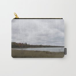 Autumn at Secret Beach Carry-All Pouch