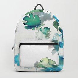 Tropicar Watercolor collab. Backpack
