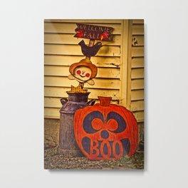 Halloween Fun Metal Print
