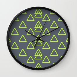seeds Wall Clock
