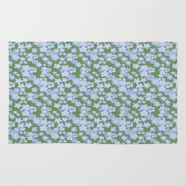 Forget Me Not Rug