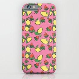 Strawberry Lemonade  iPhone Case