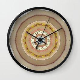 Vintage Dollhouse Wall Clock
