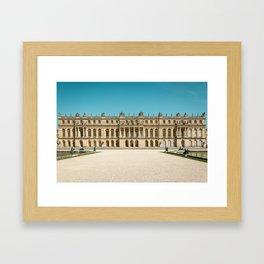 Versailles kingdom Framed Art Print