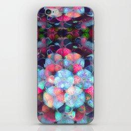 Graphic Atoms iPhone Skin