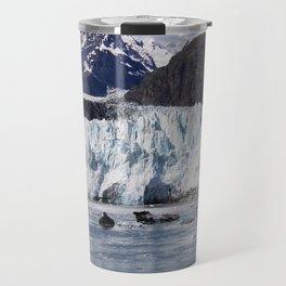 Alaska Glaciers Travel Mug