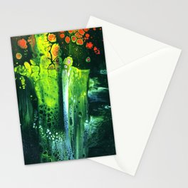 Phosphorescence Stationery Cards