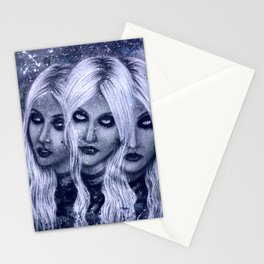 Multiple Personality Stationery Cards