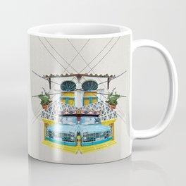 Fruit Car - Beirut Coffee Mug