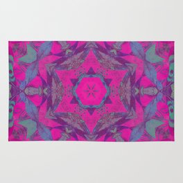 magic mandala 51 #mandala #magic #decor Rug