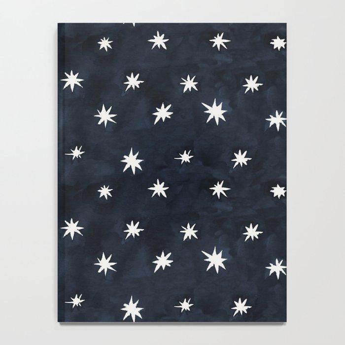 Midnight Starlet Notebook