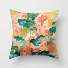 Abstract 83 Throw Pillow