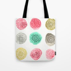 Crafty Stains Tote Bag