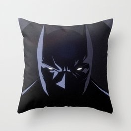 The hero Society6 deserves, but not the one it needs Throw Pillow