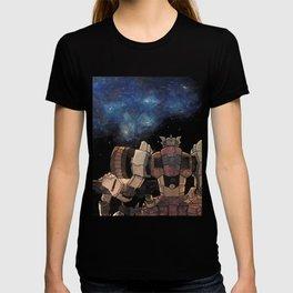 Chromedome & Rewind T-shirt
