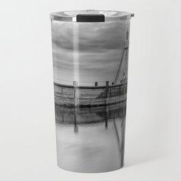 Rorschach Harbor II Travel Mug