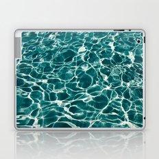 Blue Water Laptop & iPad Skin