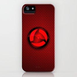 mangekyou sharingan kakasih iPhone Case