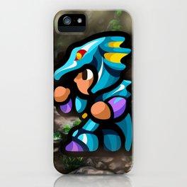 Kain Dragoon iPhone Case