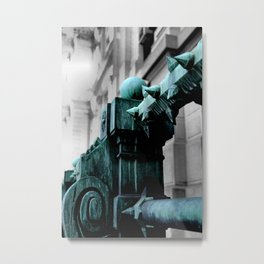 Labyrinth Scorn Metal Print