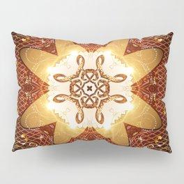 Elegant, decorative kaleidoskop Pillow Sham