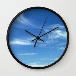 Wisp Wall Clock