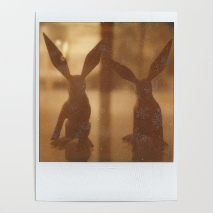 Rabbit Rabbit Poster