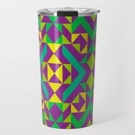 Quadrilaterals Travel Mug