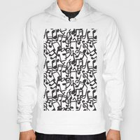 music notes Hoodies featuring music by mondebettina