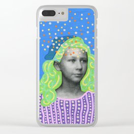 The Overthinker Clear iPhone Case