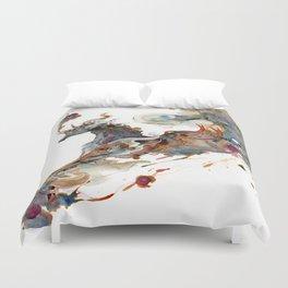 Kirin Unicorn Duvet Cover