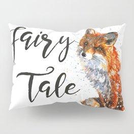Fox Fairy Tale Pillow Sham
