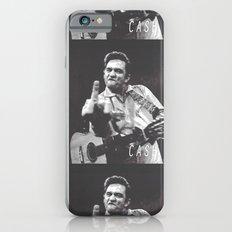 Johnny Cash III Slim Case iPhone 6s