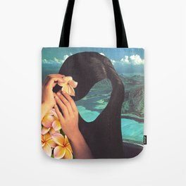 Polynesian Princess Tote Bag