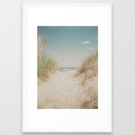 Ocean Isle Framed Art Print