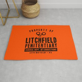 Property of Litchfield Penitentiary Rug