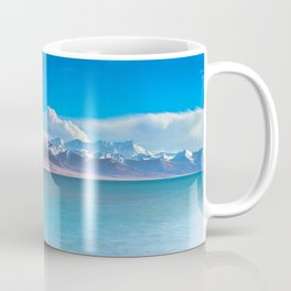 blue landscape #society6 #decor #buyart Coffee Mug