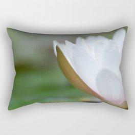 Nymphaea no. 4 Rectangular Pillow